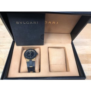 Bulgari Diagono DG35GV 35mm Mens Watch
