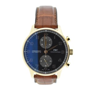 Iwc Chronograph 3714 41mm Mens Watch