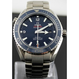 Omega Seamaster Planet Ocean 232.90.46.21.03.001 46mm Mens Watch
