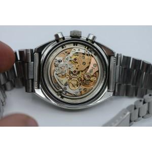 Omega Speedmaster Mark II Chronograph Stainless Steel Watch 145.014