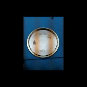 Omega Constellation Chronometer 18K Yellow Gold Watch 166052