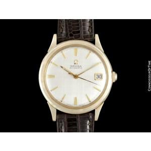 1965 OMEGA (SEAMASTER) Vintage Mens Cal. 560 10K Gold Filled - Only 3000 Made