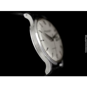 1963 IWC Vintage Mens Cal. 8531 Stainless Steel Automatic Watch, Mint - Warranty
