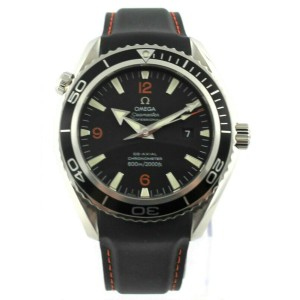 OMEGA SEAMASTER PLANET OCEAN  2900.51 AUTOMATIC CO-AXIAL MOVEMENT DIVER WATCH