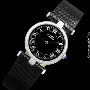 MUST DE CARTIER VENDOME Ladies Watch - Sterling Silver