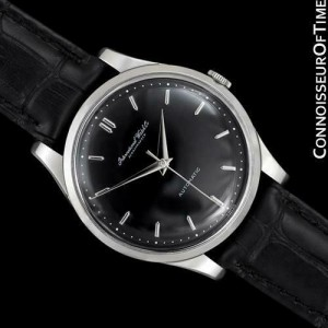 1960 IWC Vintage Mens Cal. 853 Automatic SS Steel Watch - Mint with Warranty
