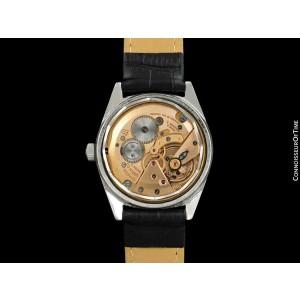 1970 OMEGA GENEVE Vintage Mens SS Steel Watch - Original Mint with Warranty