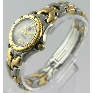 TAG HEUER PROFESSIONAL WT1452.BD0562 18K SOLID GOLD QUARTZ CLASSIC LADIES WATCH