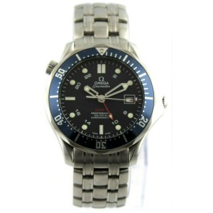 GENUINE OMEGA SEAMASTER 2535.80 GMT PROFESSIONAL BOND AUTOMATIC CO-AXIAL WATCH