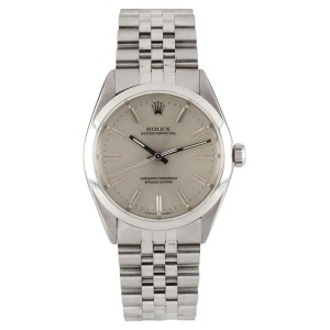 Rolex Oyster Perpetual 1002 Vintage 33mm Mens Watch