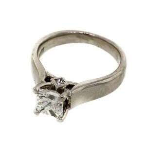 Scott Kay Platinum 1.15ct Diamond Ring Size 7