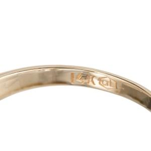 EGL Certified 1.40 Carat Diamond Gold Three-Stone Engagement Ring