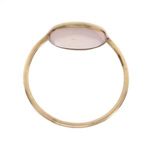Ethiopian Opal Translucent 3.10ct Ring 18k Yellow Gold