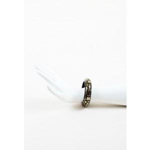 Louis Vuitton Black Inclusion Bracelet