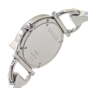 f9b8d97bccb Gucci Chiodo 122.5 Stainless Steel 35mm Watch