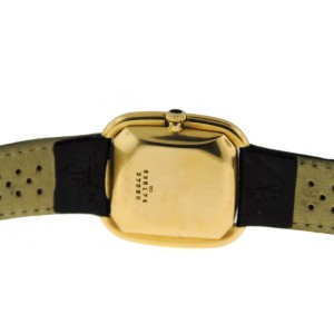 Baume & Mercier Baumatic 18K Yellow Gold Womens Watch