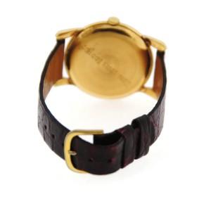 IWC Tiffany & Co. Dial 18K Yellow Gold Watch 36mm Mens Watch