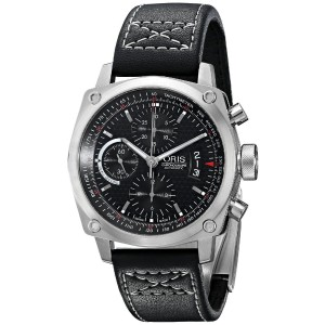 Oris BC4 674-7616-4154-075 Chronograph Automatic Stainless Steel Watch