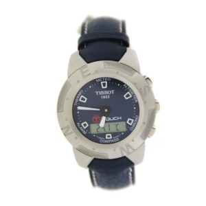 Tissot T33153841 T-Touch Chronograph Stainless Steel Watch