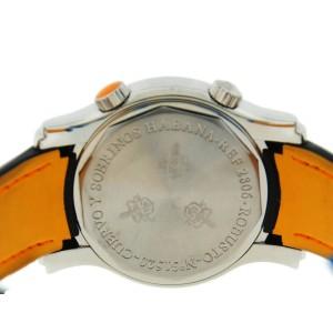 Cuervo Y Sabrinos Robusto Buceador 2806.1NF Stainless Steel Mens Watch