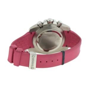 Tudor Diamond Chronograph 20310 Stainless Steel & Rubber 41mm Watch