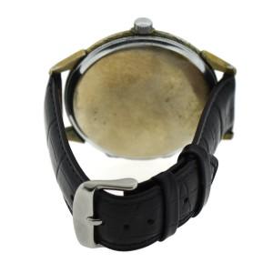 Omega World Time Regulateur Leather 49mm Mens Watch