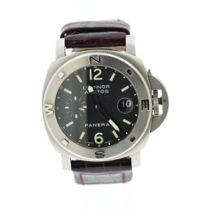 Panerai Luminor PAM92 44mm Mens Watch