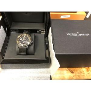 Ulysse Nardin Diver 353-90 46mm Mens Watch