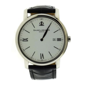 Baume & Mercier Classima XL 65493 42mm Mens Watch