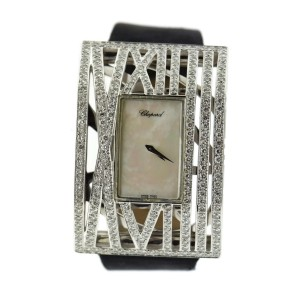 Chopard Leather 36mm Womens Watch