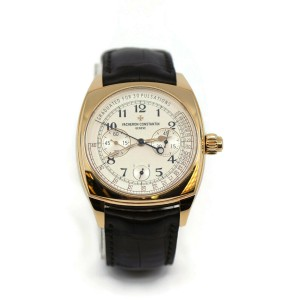 Vacheron Constantin Harmony Chronograph 18K Rose Gold Watch 5300S/000R-B124