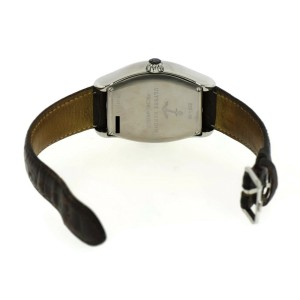 Ulysse Nardin Michaelangelo Big Date Stainless Steel Watch 233-48