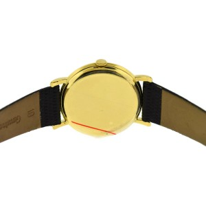 IWC Vintage 18K Yellow Gold Watch