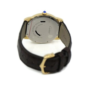Cartier Ronde Solo 18K Yellow Gold Watch W6700455