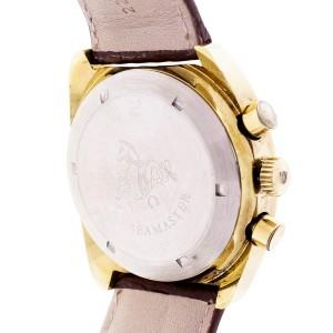 Omega Chronograph Seamaster 38mm Mens Vintage Watch 1960