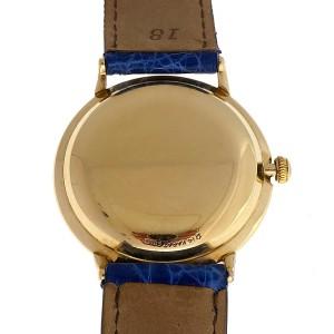 Men's 14k Gold Seiko 1960 Automatic Date Rare Orange Dial