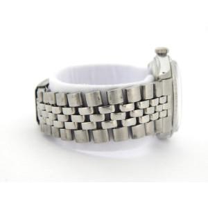 Mens Rolex Stainless Steel Datejust White Roman 1603