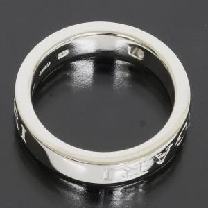 Bulgari 18K White Gold 1P Diamond Ring