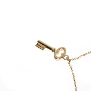 Tiffany & Co. 18K Rose Gold Necklace