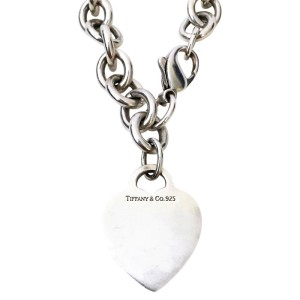 Tiffany & Co. Heart Tag Bracelet