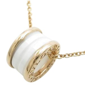 Bulgari 750 Pink Gold Necklace