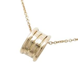 Bulgari B zero1 750 Pink Gold Necklace