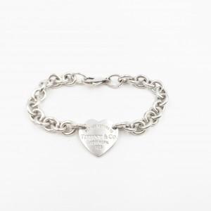 Tiffany & Co. Return to Tiffany Heart Tag Bracelet