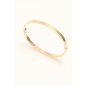 Cartier Rose Gold 18k Love Size 17 Bracelet