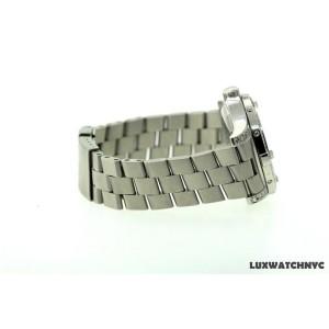 Breitling Superocean Stainless Steel & Diamond Bezel Mens Watch