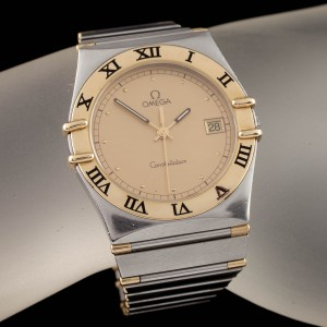 Omega Constellation 396.10.70.1 396.1080.1 32mm Mens Watch