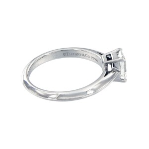 Tiffany   Platinum  Ring