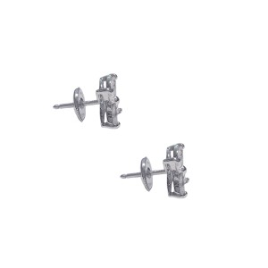 Tiffany Platinum Earrings