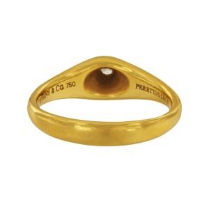 Tiffany   18k Yellow Gold  Ring