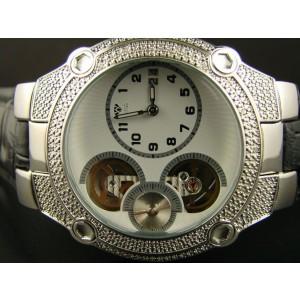 Aqua Master Jojo Joe Rodeo Automatic Kc Diamond Watch